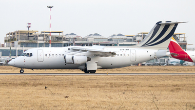 G-TYPH - British Aerospace BAe 146-200 - BAe Systems
