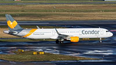 D-AIAF - Airbus A321-211 - Condor