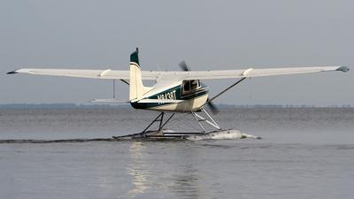 A picture of N8438T - Cessna 182B Skylane - [52338] - © Jeremy D. Dando
