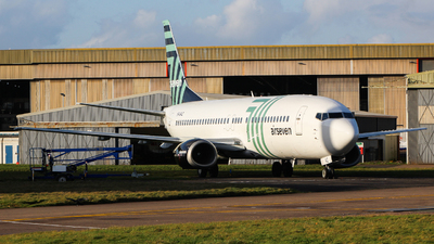 A picture of YRBAZ - Boeing 737405 - [24644] - © Jamie PD