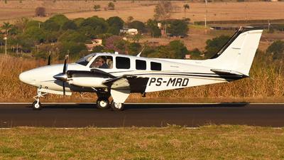 PS-MRD - Beechcraft G58 Baron - Private