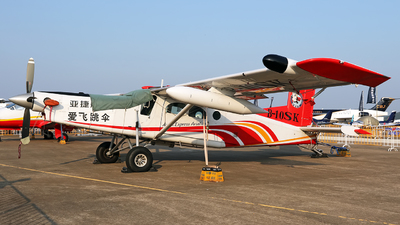 B-10SK - Pilatus PC-6/B2-H4 Turbo Porter - Asian Express Aviation