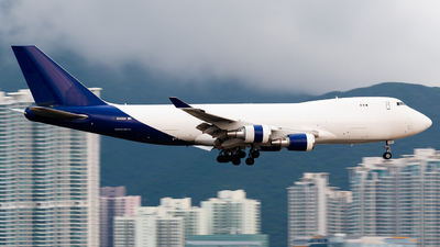 N258SN - Boeing 747-47U(F) - Western Global Airlines