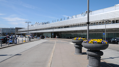 ESSA - Airport - Terminal
