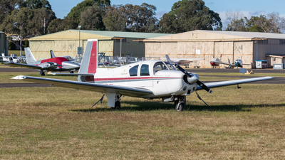 VH-FRO - Mooney M20C - Private