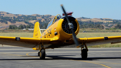 N3623K - North American AT-6G Texan - Private