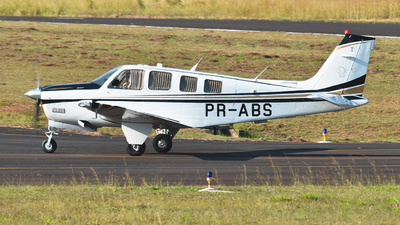 PR-ABS - Beechcraft G36 Bonanza - Private