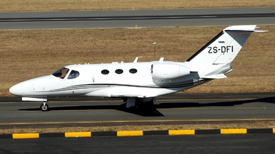 ZS-DFI - Cessna 510 Citation Mustang - Private