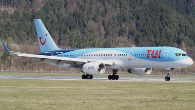 A picture of GOOBD - Boeing 75728A - [33099] - © Benjamin Radner