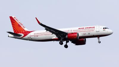 VT-CIN - Airbus A320-251N - Air India