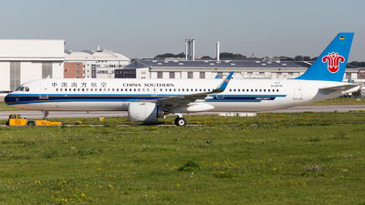 D-AVYG - Airbus A321-253NX - China Southern Airlines