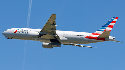 A picture of N752AN - Boeing 777223(ER) - American Airlines - © James Rowson