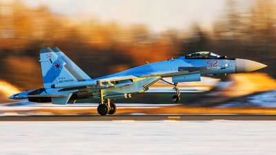 RF-81719 - Sukhoi Su-35S - Russia - Air Force