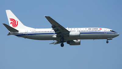 B-5328 - Boeing 737-86N - Air China