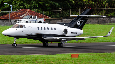 N800CV - Hawker Beechcraft 800XP - Private