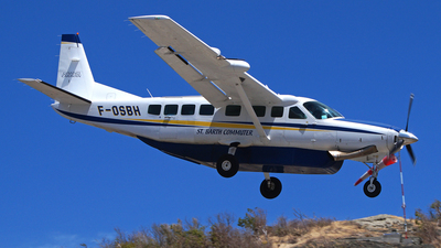F-OSBH - Cessna 208B Grand Caravan - St Barth Commuter