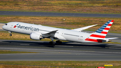A picture of N827AN - Boeing 7879 Dreamliner - American Airlines - © Daniel Klein