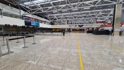 SBCT - Airport - Terminal