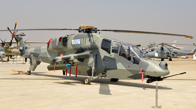 ZF4603 - Hindustan Aeronautics Light Combat Helicopter - India - Air Force