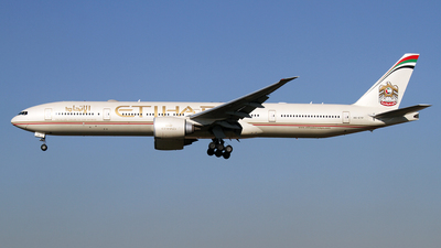 A6-ETP - Boeing 777-3FXER - Etihad Airways