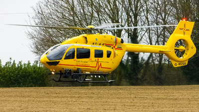 G-RESU - Airbus Helicopters H145 - Babcock Mission Critical Services Onshore