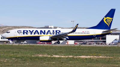 A picture of SPRSE - Boeing 7378AS - Ryanair - © RobertLN