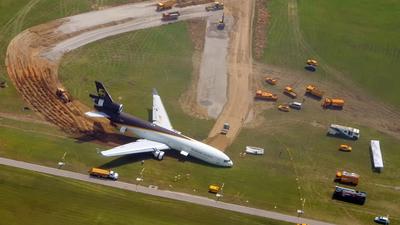 N277UP - McDonnell Douglas MD-11(F) - United Parcel Service (UPS)