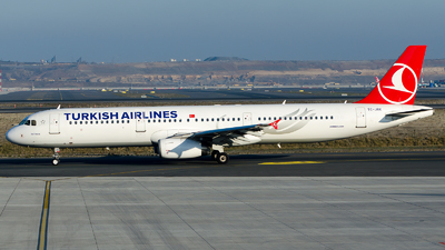 A picture of TCJRK - Airbus A321231 - Turkish Airlines - © Alp AKBOSTANCI