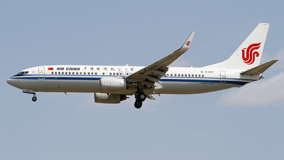 B-5397 - Boeing 737-89L - Air China