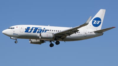 VP-BFO - Boeing 737-524 - UTair Aviation