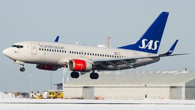 LN-RNW - Boeing 737-783 - Scandinavian Airlines (SAS)