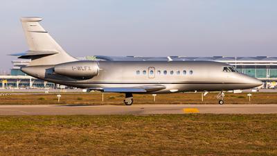 I-WLFX - Dassault Falcon 2000 - Aliserio