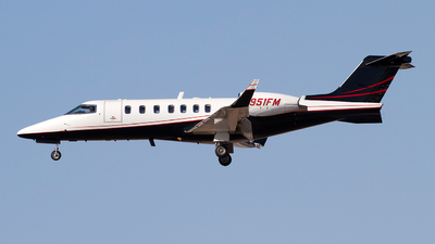 N951FM - Bombardier Learjet 45 - Private