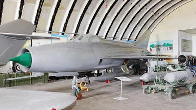 708 - Mikoyan-Gurevich MiG-21F-13 Fishbed C - German Democratic Republic - Air Force