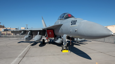 168902 - Boeing EA-18G Growler  - United States - US Navy (USN)