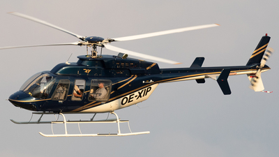OE-XIP - Bell 407 - Private