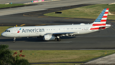 A picture of N540UW - Airbus A321231 - American Airlines - © Carlos Vaz