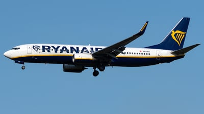9H-QDH - Boeing 737-8AS - Ryanair (Malta Air)