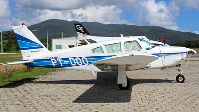 PT-DQQ - Piper PA-28R-200 Cherokee Arrow - Private