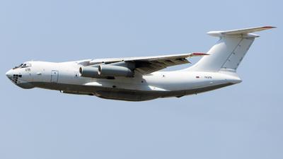 76310 - Ilyushin IL-76TD - Armenia - Air Force