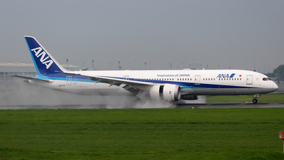 JA879A - Boeing 787-9 Dreamliner - All Nippon Airways (ANA)