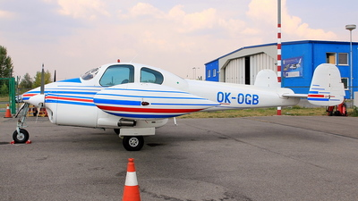 OK-OGB - Let L-200 Morava - Czech Republic - Civil Aviation Authority