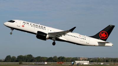 C-GUPK - Airbus A220-371 - Air Canada
