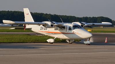 A picture of OKGIS - Vulcanair P68C TC - [48451/TC] - © Roman Sýkora