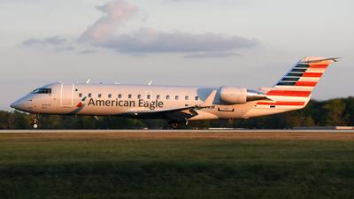 N457AW - Bombardier CRJ-200LR - American Eagle (Air Wisconsin)