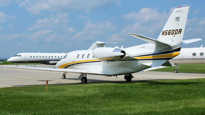N560DR - Cessna 560XL Citation Excel - Private