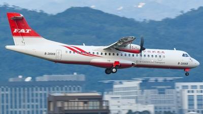 B-28068 - ATR 72-212A(600) - Far Eastern Air Transport (FAT)