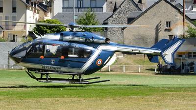 F-MJBH - Eurocopter EC 145 - France - Gendarmerie