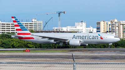N788AN - Boeing 777-223(ER) - American Airlines