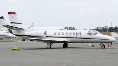 N809QS - Cessna 560 Citation Encore - Private